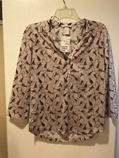 H&M Long Sleeve Top Size XS