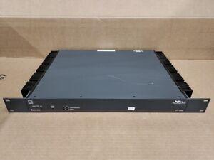 Extron XPA 2002-70V Xtra Power Amplifier 2x 200W Channels 1U 33-693-02