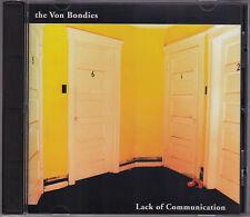 The Von Bondies - Lack Of Communication - CD (Australian 12 Track Version)
