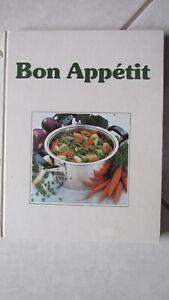 """Kochbuch Buch:  """" Bon Appetit """" Rezepte, AMC 1990"""