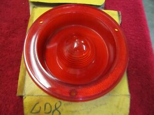 1960 Ford Falcon Stop and Tail Light Lens NORS