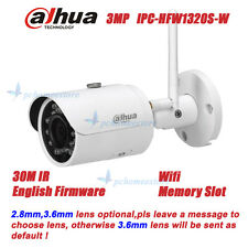Dahua IPC-HFW1320S-W IP67 3MP HD Wireless Wi-Fi IR Mini Bullet Camera