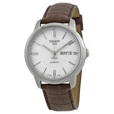 Tissot Automatics III Stainless Steel Mens Watch T065.430.16.031.00