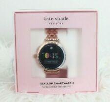 Kate Spade Scallop 2 Watch Rose Gold Touchscreen Smartwatch (KST2010)
