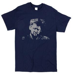 Shane MacGowan Pogues Inspired T-shirt - Irish Music Band Tour Fan Tee Shirts