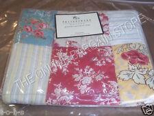 Pottery Barn Gretchen Patchwork Bed Bedroom Floral Flowers Pillow Sham Standard