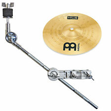 Meinl HCS 8'' Splash Becken + KEEPDRUM HKC Galgen-Beckenarm