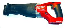 MILWAUKEE M18 18V 2720-21  FUEL SAWZALL RECIPROCATING SAW-TOOL ONLY