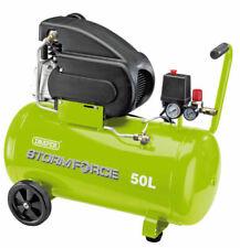 Draper DA50/201/GR 2HP 8 bar 50 L Air Compressor (05713)