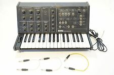KORG MS-10 Vintage Analog Semi-Modular Synthesizer MS 10 20