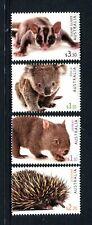 2019 Australian Fauna Ii - Muh Set of 4 Stamps