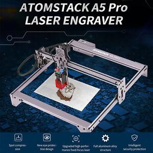 ATOMSTACK A5 Pro Master 40W Lasers CNC Engraving Machine DIY Graviermaschine DE