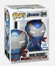 Funko POP! Avengers Endgame: Iron Patriot #868 Exclusive - 🔥CONFIRMED ORDER🔥
