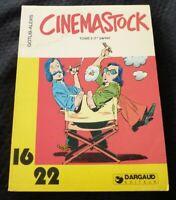 Paperback French Book Cinemastock Tome 2 1re Partie Dargaud 16/22 No. 51