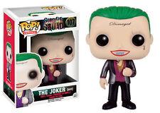 The Joker Suit Anzug Suicide Squad POP! Heroes #107 Vinyl Figur Funko
