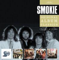 """SMOKIE """"ORIGINAL ALBUM CLASSICS"""" CD NEW 5 CD"""