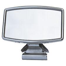 Reemplazo De Cristal Espejo-Acero Inoxidable Adelantamiento Espejo