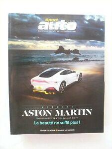 SPORT AUTO N°676 ASTON MARTIN