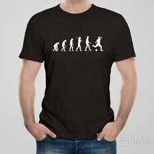 EVOLUTION OF SOCCER T shirt, funny cool Tee top