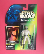 STAR WARS - AT ST DRIVER - THE POWER OF THE FORCE - FIGURINE KENNER 1996 - 6778