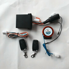 New Anti-theft Motorcycle Alarm System Remote Engine Start For Harley-Davidson