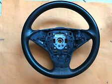 BMW Oem M Sport Steering Wheel E60 E61 E63 E64 Leather 02/2005 PreFacelift