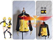 Vocaloid Hatsune Miku Project DIVA F RIN cosplay costume
