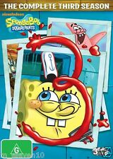 Spongebob Squarepants SEASON 3 : NEW DVD