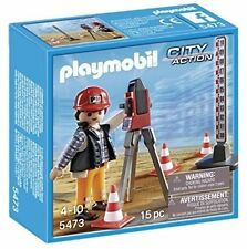 Playmobil® City Action Vermessungstechniker 5473