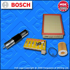 SERVICE KIT for BMW 5 SERIES (E39) 523I OIL AIR FUEL FILTER PLUGS 1995-1998