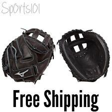 "Mizuno Classic Series Samurai Fastpitch Softball Catchers Mitt 34.5"" 311940"