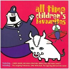 ALL TIME CHILDREN'S FAVOURITES - 20 FUN SONGS  MINT CD - FREE POST IN UK