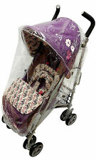 Raincover Compatible with Chicco Lite Way Stroller (142)