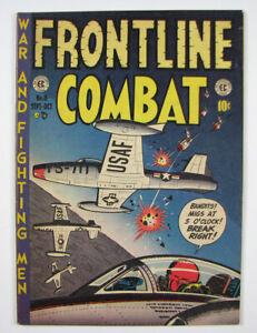Frontline Combat Golden Age Comic Book #8 1952 EC