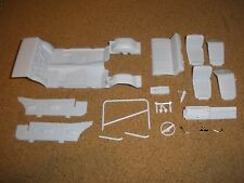 Revell 1/25 1969 CHEVY NOVA SS INTERIOR AND RELATED PARTS!