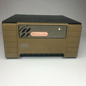 Super Nintendo SNES 24-game storage cabinet ALS Industries VERY RARE