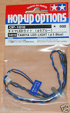 Tamiya 54010 LED Light (3mm Blue) (Use with TLU-01 & TLU-02), NIP