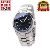 Casio Oceanus OCW-S100-1AJF Titanium Radio Solar Men`s Watch Japan OCW-S100-1A