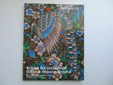 British & Continental Silver & Objects of Vertu. Bonhams London 5 December 2012