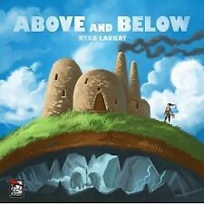 Red Raven Games Above and Below Card Game 009rvm 040232261213