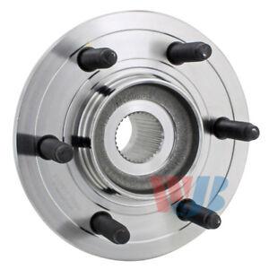 Wheel Bearing and Hub Assembly Rear WJB WA541013