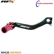 RFX RACE GEAR LEVER BLACK / RED FOR HONDA CRF250 2010 - 2017  FXGP11500
