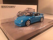 MINICHAMPS 1/43 Porsche 911 (993) Turbo S 3.6 Anniversary 1988 Art. 436069270