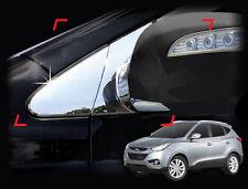 Export Type Side Mirror Bracket Cover 8p For 10 11 Hyundai Tucson ix35
