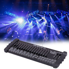192 CH Pro DMX Laser Stage Light Controller Board Scenes w/ LED Gooseneck Lamp