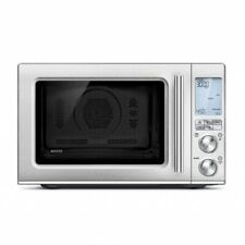Breville BMO870BSS Air Fryer Convection Oven Microwave the Combi Wave 3in1