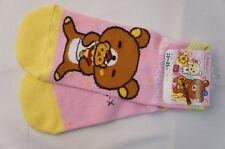 [No.1046]Rilakkuma SOCKS/Japanese KUMA/kawaii/Cute