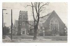 FARMINGTON MICHIGAN -  M. E. Church, Real Photo Post Card - Circa 1930