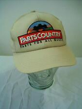 JOHN DEERE PARTS COUNTRY COLLECTORS CAP