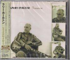 Larry Carlton - Fire Wire + 1 (Japan)